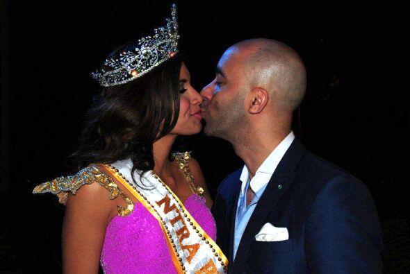 Hasta que por fin pudimos conocer al novio de la nueva reina de Nuestra...
