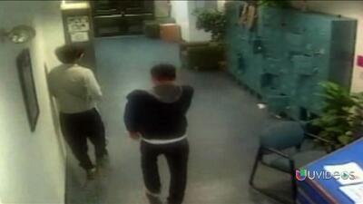 Divulgan un video donde Tsarnaev y Tazhayakov caminan juntos luego de lo...
