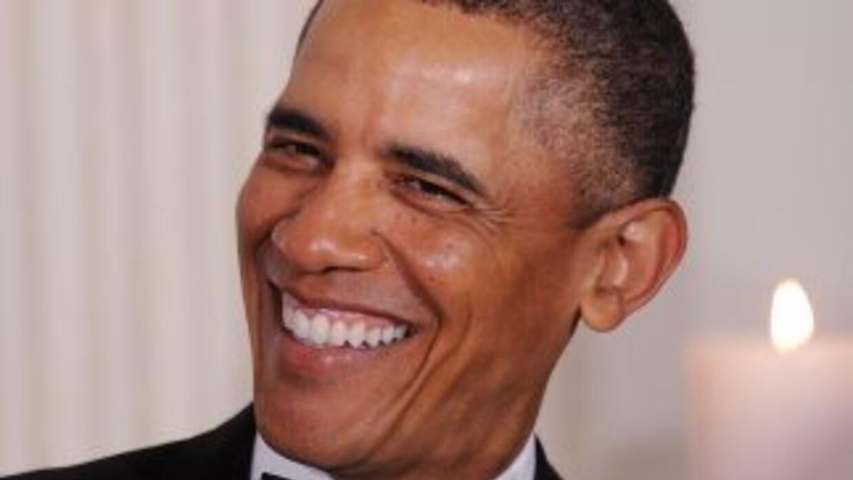 El presidenteBarack Obama.