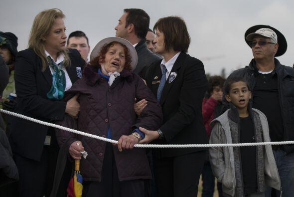 """Blair reconoció que """"sus primeras entrevistas con Sharon fue..."""