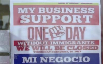 Varios negocios en Houston cerraron sus puertas para hacer eco al 'Día s...