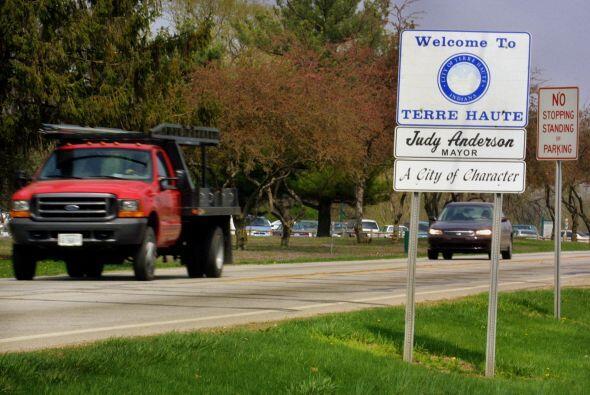7.- Indiana: Fue otro estado que se mantuvo sin cambios respecto al año...
