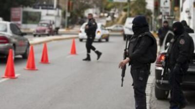 En las últimas fechas, la violencia en Monterrey y en todo el estado de...