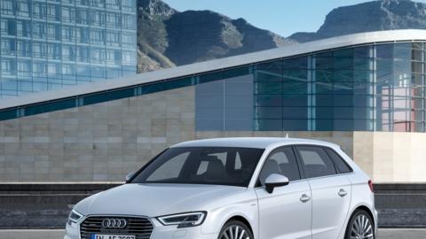 Audi A3 Sportback e-tron 2017: Es un híbrido enchufable que cuent...