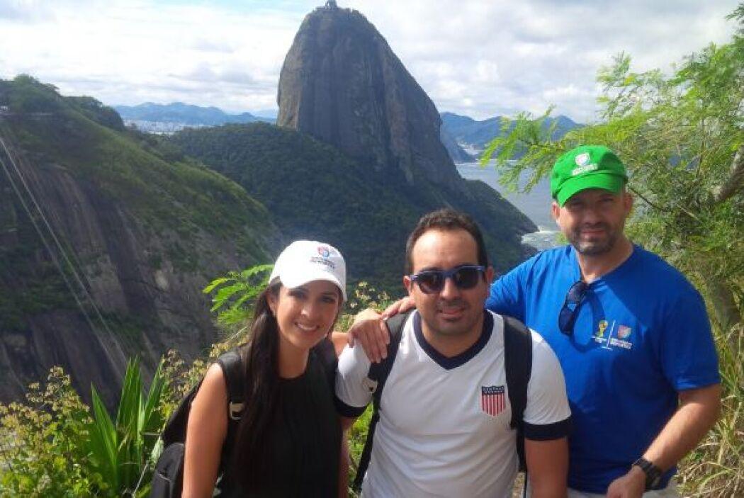 Brasil cuenta con una serie de montañas de gran tamaño y belleza, que co...