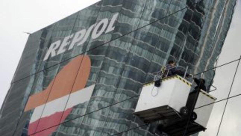 Bridas también pide una compensación no precisada por parte de Repsol po...