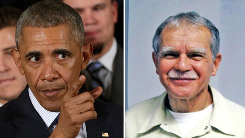 El puertorriqueño Oscar López Rivera es indultado tras más de tres décad...