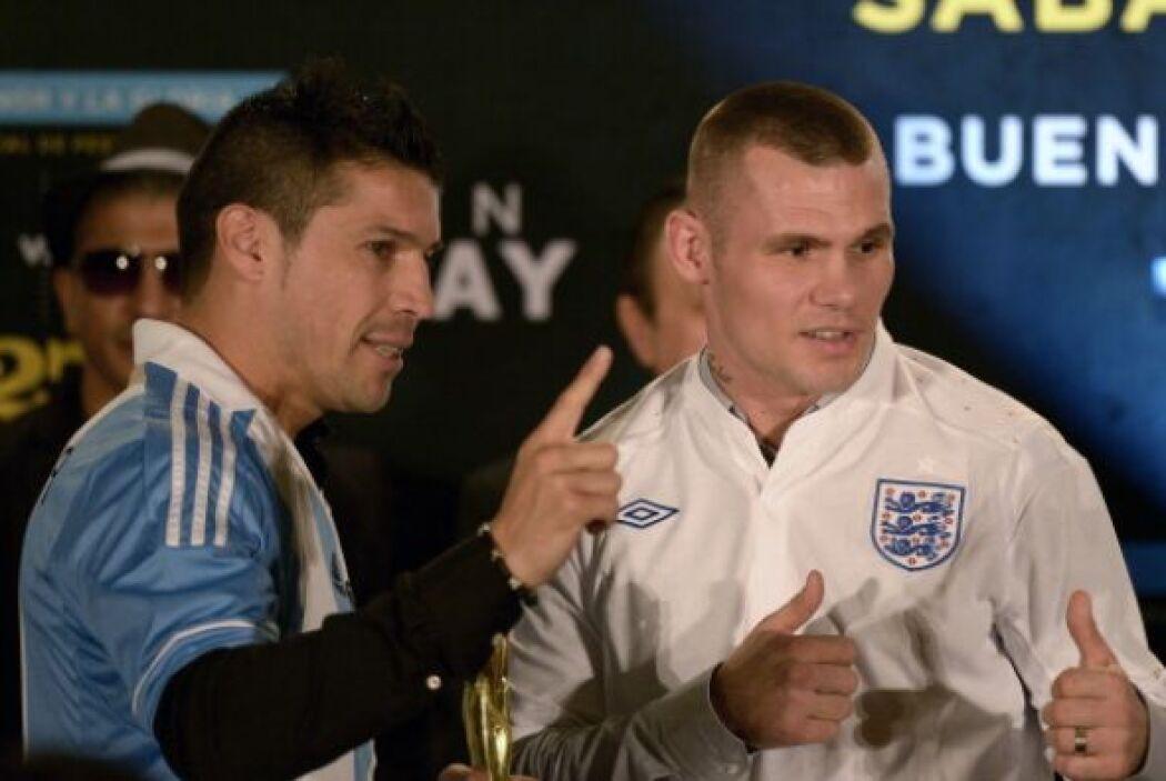 Martínez contra Murray por lo menos en la conferencia de prensa promete...