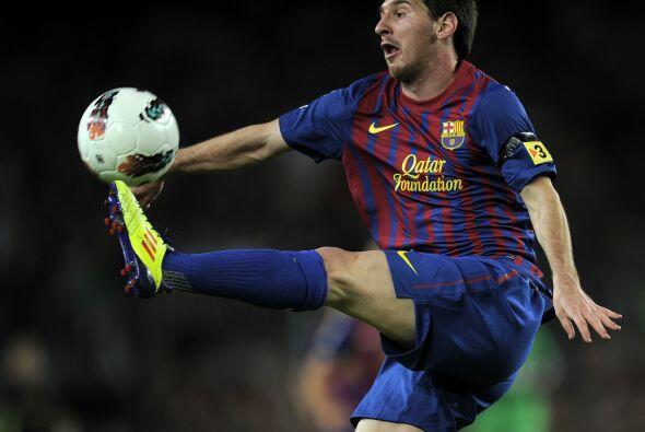 Messi marcó 'doblete' y todos se preguntan el secreto...¿s...