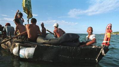 Los cubanos sumaron nuevas rutas a la del estrecho de Florida