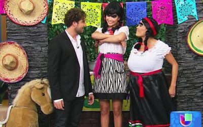 David Bisbal pasó por la Taquería de Doña Chona e Hija