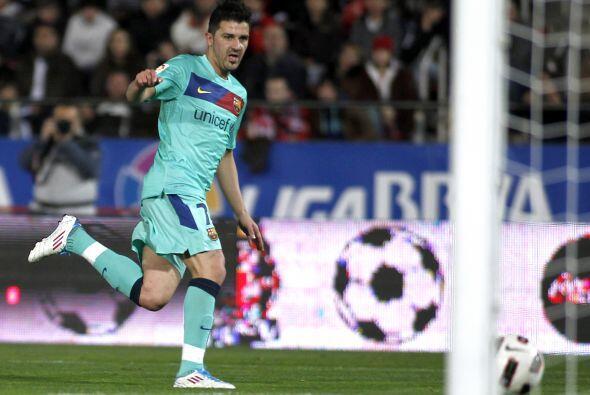 La definición del '7' del Barcelona fue perfecta.