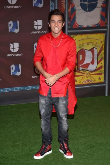 Los extravagantes en Premios Juventud