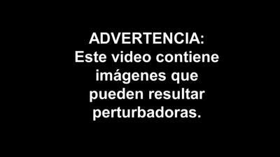 Video de autoridades disparando por la espalda a ciudadano en Venezuela