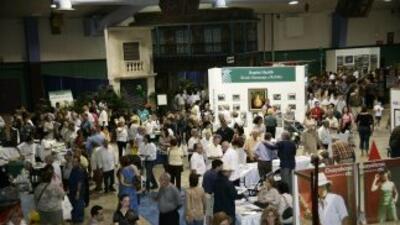 Cuba Nostalgia celebra el día de la independencia cubana, con exhibicion...