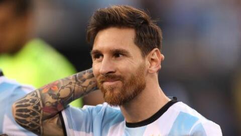 AFA preguntará a Messi si quiere volver