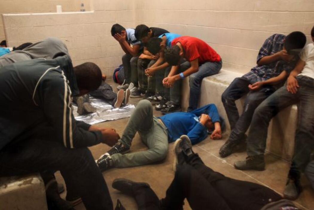Según la Patrulla Fronteriza, la corriente migratoria está integrada en...