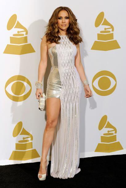 Jennifer Lopez comenzó a darse cuenta de que su hermosura era dig...