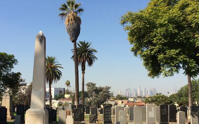 Un recorrido por los lugares más embrujados del este de Los &Aacu...