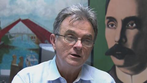 Gestión de un líder del exilio podría ayudar a miles de cubanos varados...