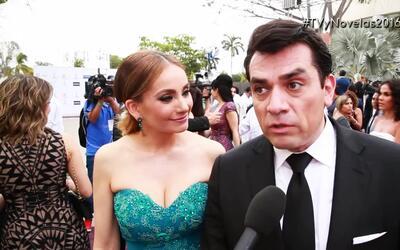 Jorge Salinas ya tiene tres grandes premios con Elizabeth Álvarez y sus...