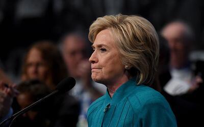 La nominación de Clinton corre el riesgo de verse empañada por protestas...