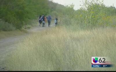 Crisis médica entre los niños migrantes que cruzaron la frontera sin aco...