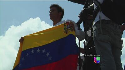 Obama se solidariza con Leopoldo López