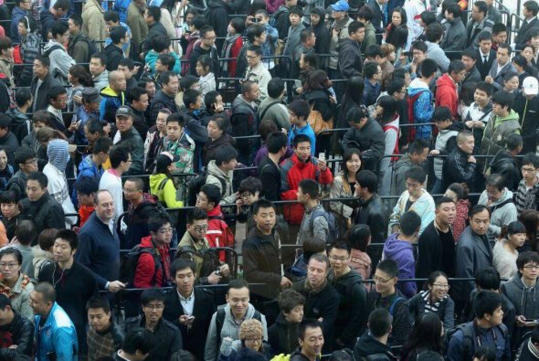 El convenio se alcanzó después de que más de un centenar de empleados de...