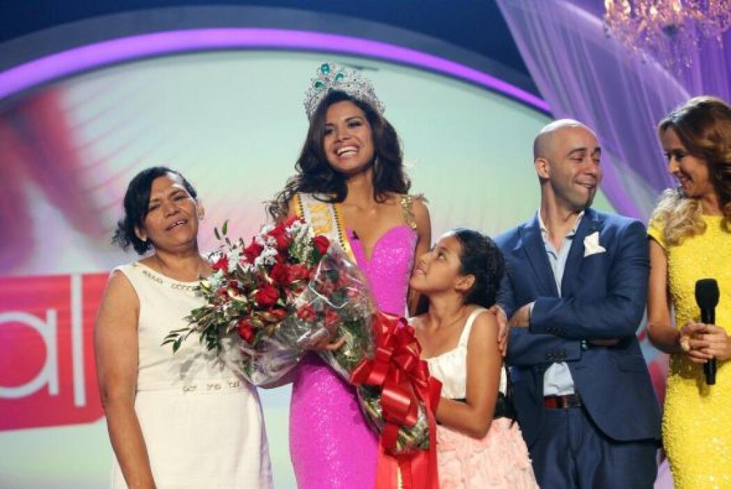 Él y la familia de Marisela viajaron desde Las Vegas para ser parte de u...