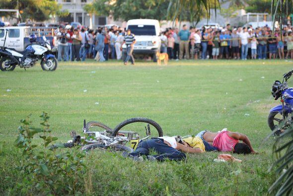 La investigación de Casa Alianza detalla que los asesinatos se registran...