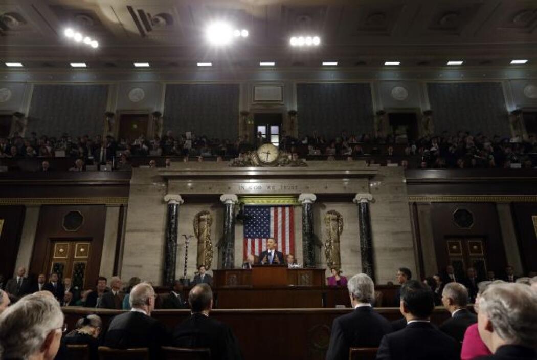 """Por otro lado, Obama prometió que tomará """"medidas ejecutivas"""" para enfre..."""
