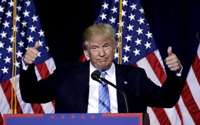 Donald Trump pronuncia su esperado discurso sobre inmigración en...