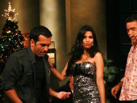 Desde Tómbola, Alexandra Rodríguez llegó con la jau...