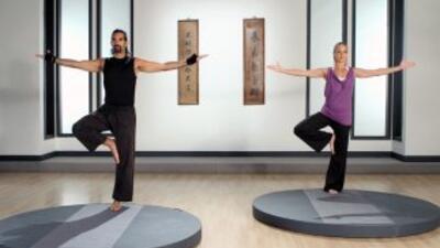 Ponte en forma con el Ying y el Yang