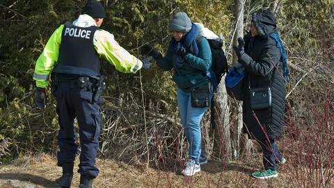 Canadá, la alternativa de inmigrantes indocumentados que viven con miedo...