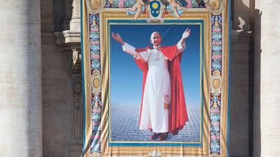 Es beatificado el Papa Pablo VI