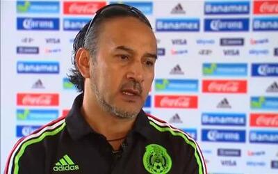 Raúl Gutiérrez asume favoritismo del Tri en los Juegos Olímpicos
