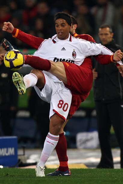 Ronaldinho y compañía contaron con opciones de gol, pero s...