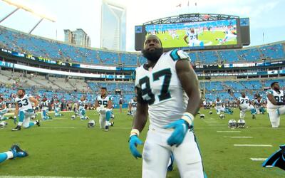 Carolina Panthers tiene su roster final casi listo