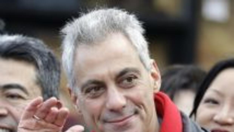 Rahm Emanuel quiere llevar el Draft a Chicago (AP-NFL).