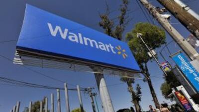 Las ventas totales de Walmart en México, que incluyen a las nuevas tiend...