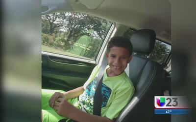 Encuentran a niño de ocho años que se había reportado como desaparecido