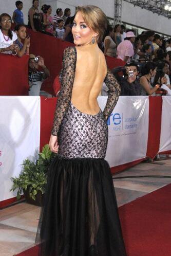 Angelique posee una belleza espectacular y es una gran actriz.
