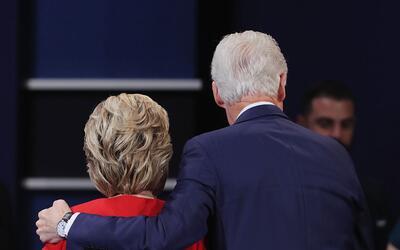 Trump confía en que si saca a relucir las infidelidades de Bill C...