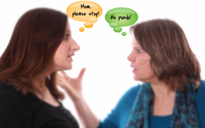 What happens if your mom gives unsolicited advice.