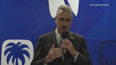 Thomas Rivera Schatz aspirará nuevamente al Senado