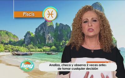 Mizada Piscis 23 de agosto de 2016