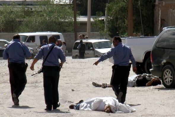 En México se han identificado siete grandes organizaciones criminales qu...