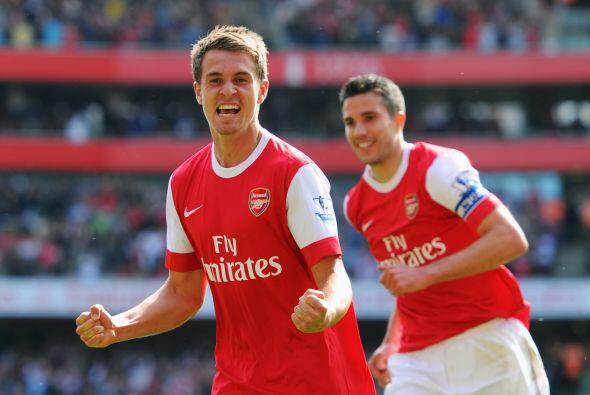 Arsenal: Los 'Gunners' lograron su ascenso a la Primera División...